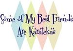 Some of My Best Friends Are Karatekas