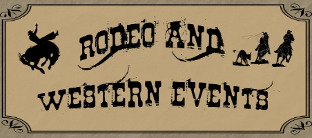 Rodeo, Western & Gymkhana Events