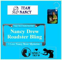 Nancy Drew Roadster Bling