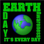 Earth Day It's Every Day Shirts & Gifts
