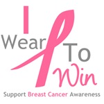 I Wear Pink To Win Shirts, Tees & Gifts