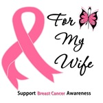 Breast Cancer For My Wife Shirts & Gifts
