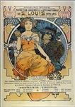 1904 St. Louis World's Fair French Pavillion Ad