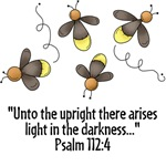 Fireflies & Bible Scripture