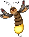 Happy Lighting Bug