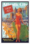 RETRO VINTAGE TRAVEL POSTER ART