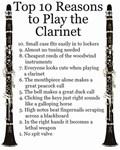 Clarinet Top 10