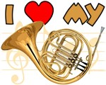 I Love My French Horn