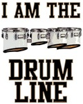 I am the drumline (Quads)