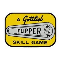 Gottlieb® Flipper Logo