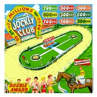 Gottlieb&reg; Jockey Club