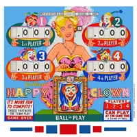 Gottlieb&reg; Happy Clown