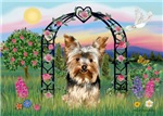 ROSE ARBOR<br>With Yorkshire Terrier #17