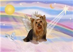 YORKSHIRE TERRIER ANGEL (#7)