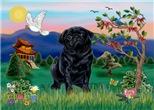 PAGODA<br>& Black Pug #15