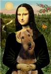 MONA LISA<br>And Airedale #1