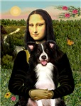 MONA LISA <br>& Border Collie