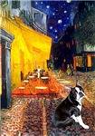 TERRACE CAFE<br>& Boston Terrier