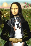 MONA LISA<br>Greater Swiss Mountain Dog