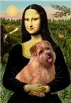 MONA LISA<br>Norfolk Terrier
