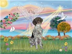 ANGEL OF THE LAKE<br> German Short Haired Pointer
