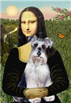 MONA LISA<br>Miniature Schnauzer (cropped ears)#2