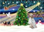 CHRISTMAS MAGIC<br>& English Setter