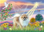 CLOUD ANGEL<br>& Pomeranian  #10
