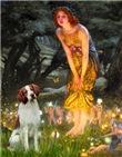 MIDSUMMER'S EVE (E. HUGHES, 1908)