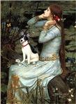 OPHELIA<BR>& Rat Terrier