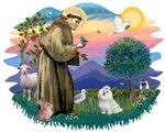 St. Francis #2 &<br> Maltese #7