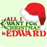 Edward for Christmas