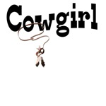 Cowgirl T-shirts & Gifts for Cowgirls
