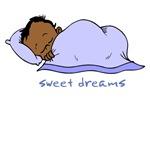Sweet Dreams Baby Onesies, Bibs, Gifts