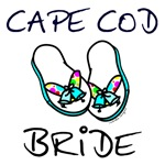 Cape Cod Bride Shirts, Favors and Gifts