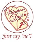 Anti-Valentine's Day T-shirts, Bags, Gifts