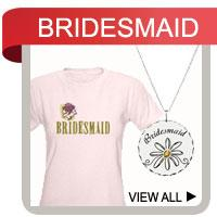 Bridesmaids T-shirts and Gifts