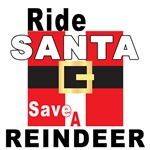 Ride Santa Claus T-shirts, Bags and Gifts