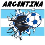 Argentina Soccer T-shirts, Posters, Swag, Gear