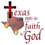 Texas Faith God t-shirts, tees, totes