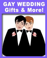 Gay Wedding T-shirts & Gifts for Grooms