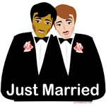 Gay Wedding Favors, Tees and Gifts