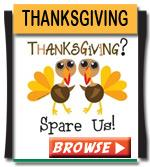 Vegan Thanksgiving T-shirts and Gifts