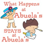 What Happens at Abuela's Clothes and Gifts