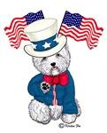 Yankee Doodle Westie