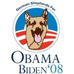 German Shepherds for Obama