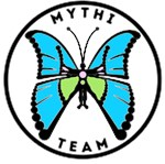 Virtuvian Butterfly Mythi Team color front Peace b
