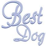Amore Wedding Best Dog Blue T-Shirts