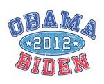 Obama & Biden 2012