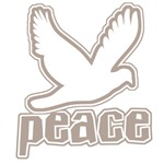 Urban Graphic Peace Dove T-Shirts & Gifts ~